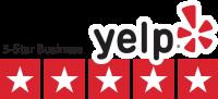 Yelp reviews 5 star rating