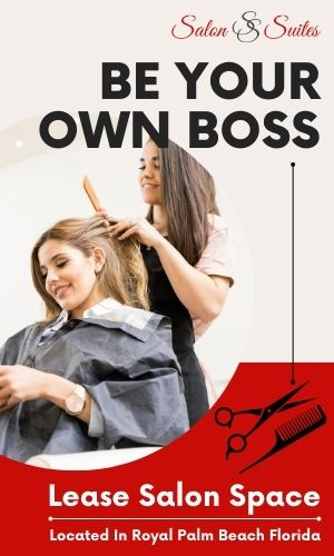 Be your own boss with a salon suite in Royal Palm Beach Florida